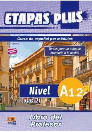 Etapas Plus A1.2 przewodnik metodyczny