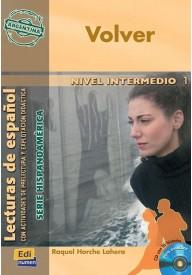 Volver ksiązka + CD