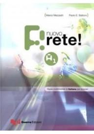 Rete Nuovo A1 przewodnik metodyczny + CD