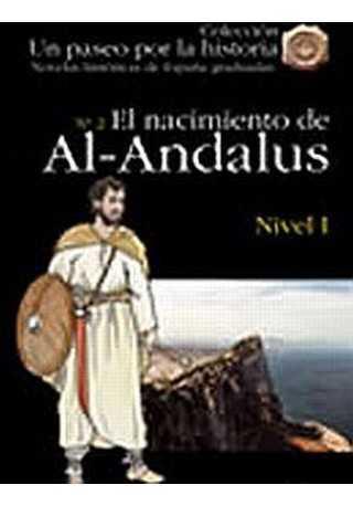 Nacimiento de Al-Andalus nivel 1 libro + CD audio