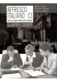 Affresco italiano C1 przewodnik metodyczny
