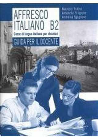 Affresco italiano B2 przewodnik metodyczny
