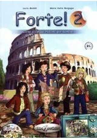 Forte 2 podręcznik + ćwiczenia