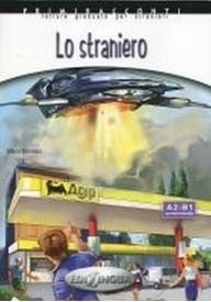 Straniero książka + CD audio A2-B1