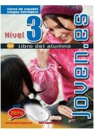Joven.es 3 podręcznik + CD
