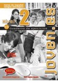 Joven.es 2 ćwiczenia + CD audio