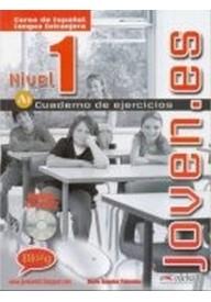 Joven.es 1 ćwiczenia + CD audio