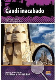 Gaudi inacabado książka