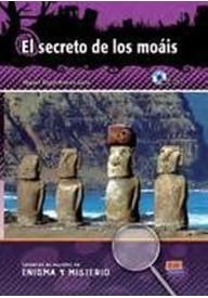 Secreto de los moais książka + CD