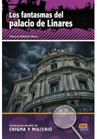 Fantasmas del palacio de Linares książka