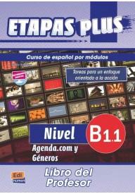 Etapas Plus B1.1 przewodnik metodyczny