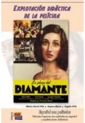 Espanol con pelicuas Plaza del diamante książka + DVD
