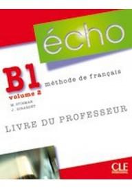 Echo B1 część 2 poradnik metodyczny