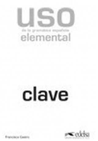 Uso de la gramatica-elemental klucz Nowa edycja