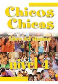 Chicos Chicas 4 podręcznik
