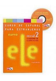 Nuevo ELE inicial 2 ejercicios + CD audio