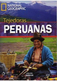 Tejedoras peruanas A2 książka + DVD