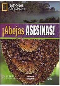 Abejas asesinas B1 książka + DVD