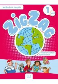 Zig Zag 1 A1.1 podręcznik + CD