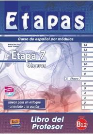 Etapas 7 przewodnik metodyczny