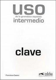 Uso de la gramatica intermedio klucz Nowa edycja