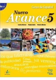 Nuevo Avance 5 podręcznik + CD audio