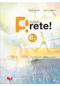 Rete Nuovo B1 podręcznik