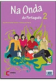 Na Onda do Portugues 2 podręcznik + ćwiczenia + CD audio