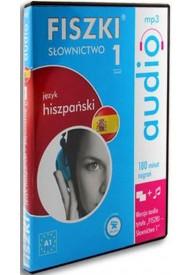 Fiszki język hiszpański słownictwo 1 + MP3 poziom A1