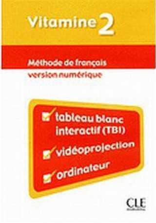 Vitamine 2 Materiał do tablicy interaktywnej TBI