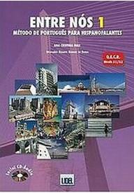 Entre Nos 1 podręcznik + ćwiczenia + CD audio