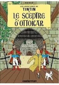 Tintin Sceptre d'Ottokar
