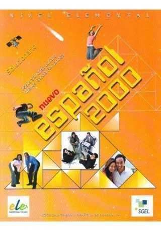 Nuevo Espanol 2000 elemental CD audio/3/ do ćwiczeń