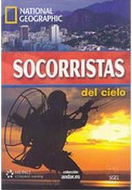 Socorristas del cielo B2 książka + DVD