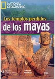Templos perdidos de los mayas ksiązka + DVD
