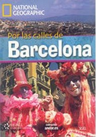 Por las calles de Barcelona książka + DVD