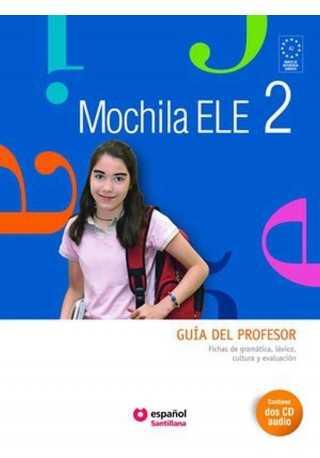 Mochila 2 przewodnik metodyczny + CD audio