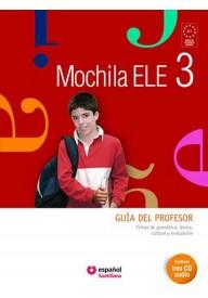 Mochila 3 przewodnik metodyczny + CD audio