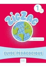 Zig Zag 1 A1.1 poradnik metodyczny