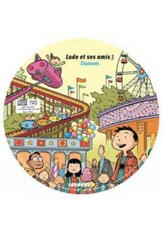 Ludo et ses amis 3 CD audio