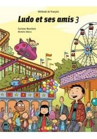 Ludo et ses amis 3 podręcznik