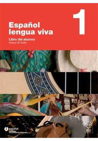Espanol lengua viva 1 podręcznik + CD audio
