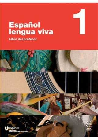 Espanol lengua viva 1 przewodnik metodyczny