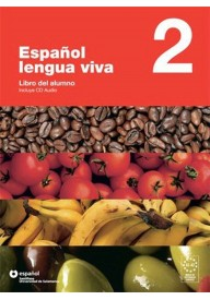 Espanol lengua viva 2 podręcznik + CD audio