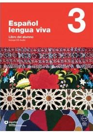 Espanol lengua viva 3 podręcznik + CD audio