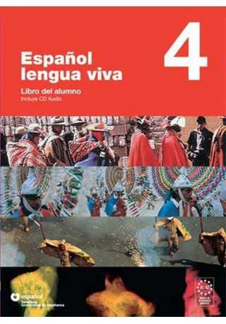 Espanol lengua viva 4 podręcznik + CD audio