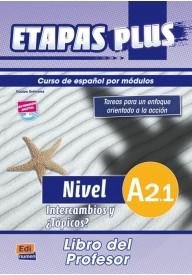 Etapas Plus A2.1 przewodnik metodyczny