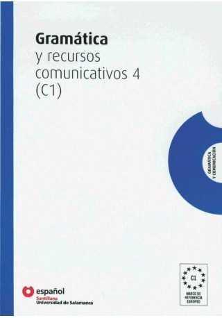 Gramatica y recursos comunicativos 4 poziom C1