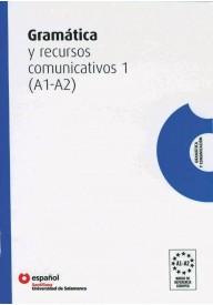 Gramatica y recursos comunicativos 1 poziom A1-A2
