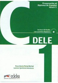 DELE C1 podręcznik + CD audio